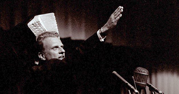 Gracia, Paz y Billy Graham