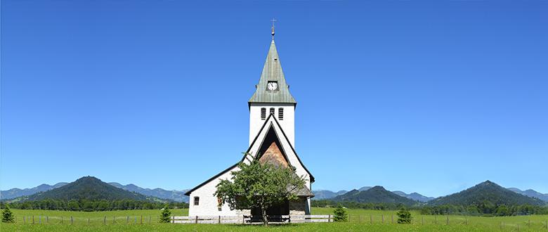 Deja de buscar la iglesia perfecta