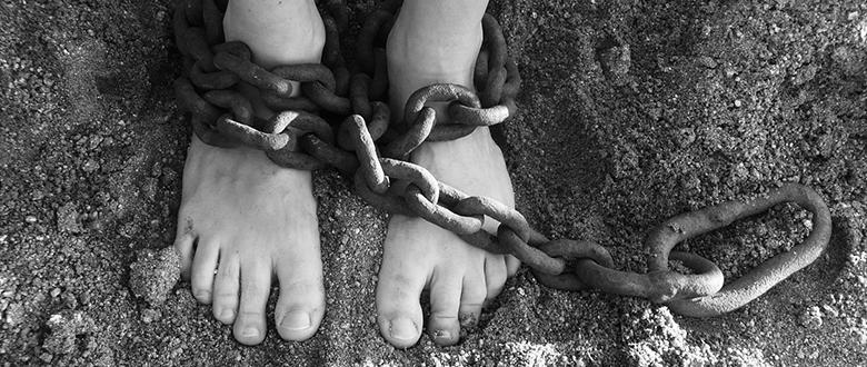 El mercado de los esclavos: Cuadros de la salvación