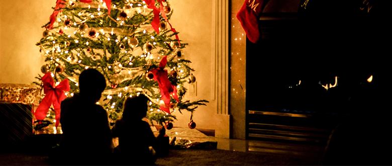 Cómo tener hijos felices en Navidad