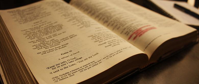 Háblate a ti mismo como lo hacen los salmistas