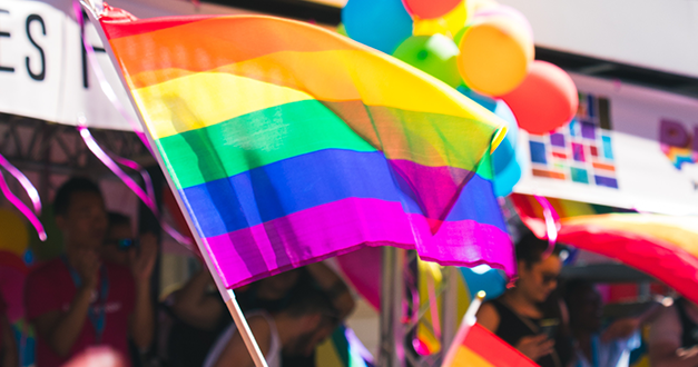 Cómo enseñar a nuestros hijos sobre la comunidad LGBTTTIQ