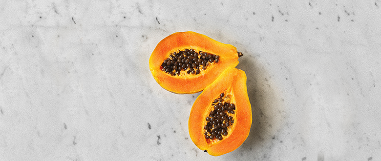 Cuando pones tu confianza en… ¿la papaya?