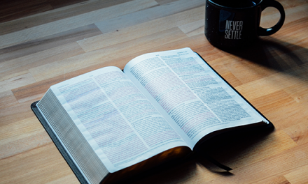 12 razones más para leer la Biblia todos los días