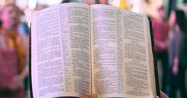 Cómo ver a Cristo en mi Biblia
