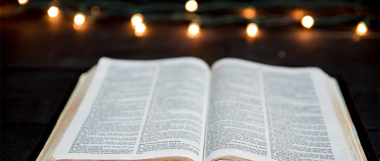 El relato del nacimiento de Jesús (LBLA)