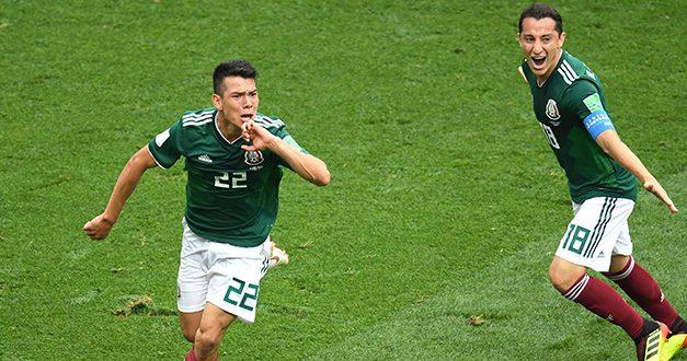 México ganó en su debut mundialista y no fue porque sí fuimos a la iglesia