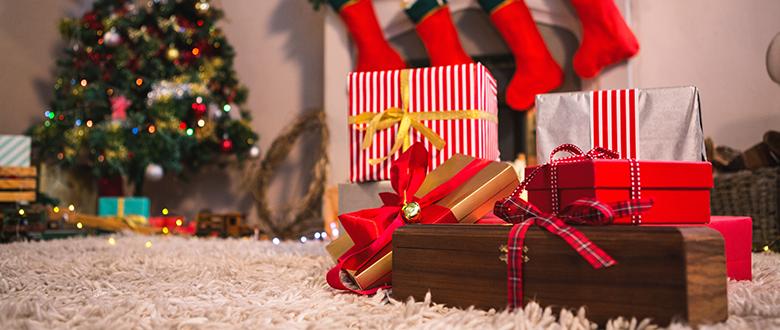 Luces, pinos, regalos… ¿Navidad?